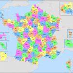 departements en France