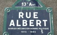 Rue-Albert Paris