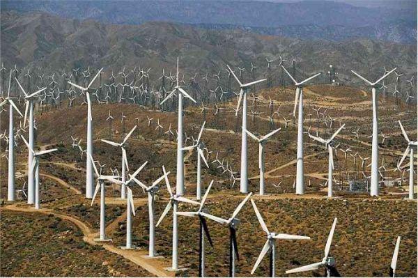 éoliennes au Kenya