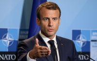 Macron à l'Otan