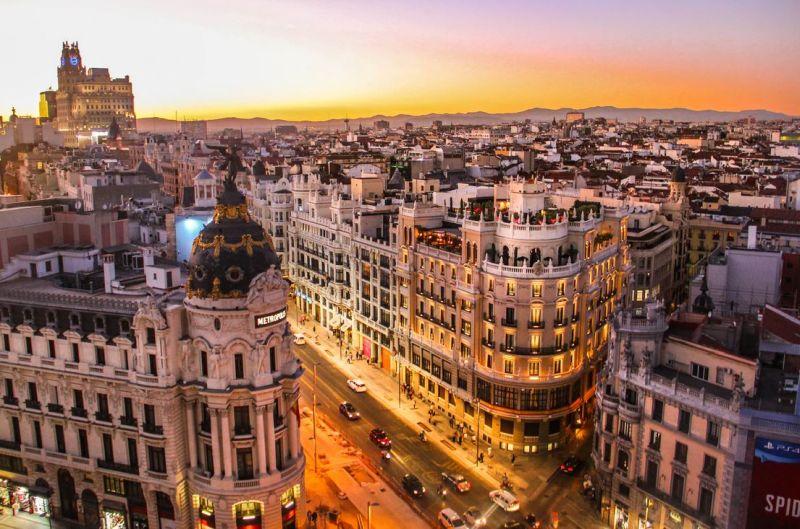 Madrid COVID19