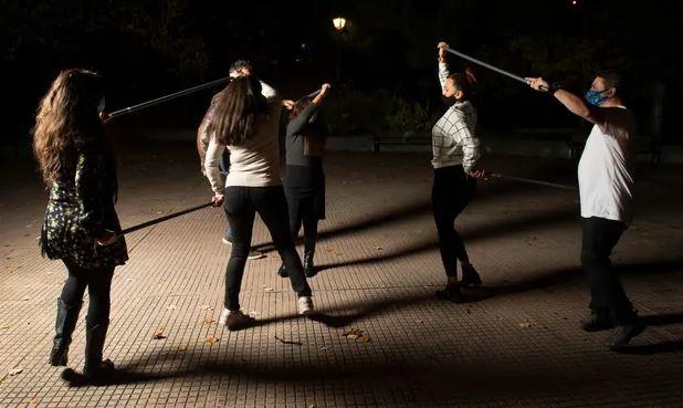 Danse à Madrid