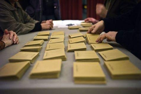 depouillement des votes