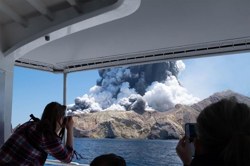 nouvelle-zelande volcan